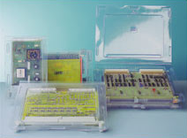Folding packaging for conductor boards