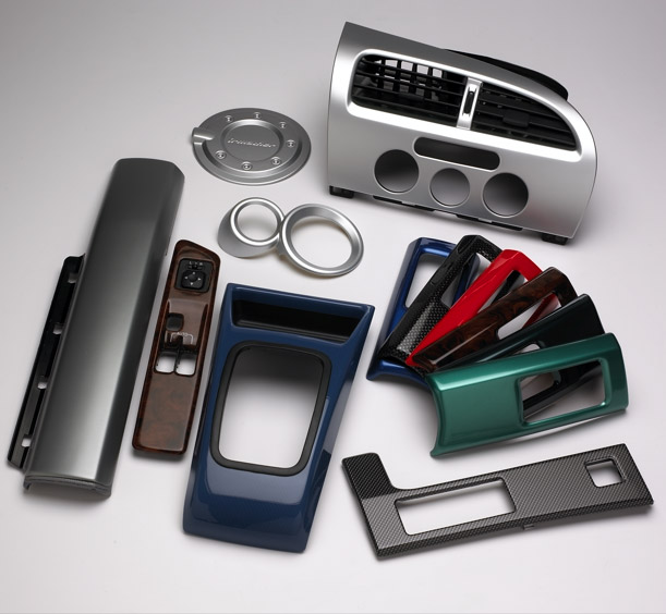 What Plastics Are Car Interior Parts Made From